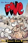The Great Cow Race: 2 (Bone (Graphix Hardcover))