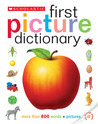 Scholastic First Picture Dictionary