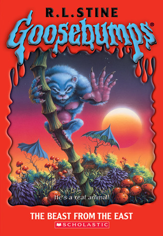 The Beast from the East by R.L. Stine