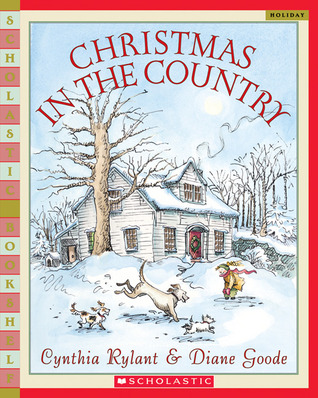 Christmas In The Country by Cynthia Rylant