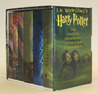 Harry Potter Hardcover Boxed Set, Books 1-6 (Harry Potter, #1-6)