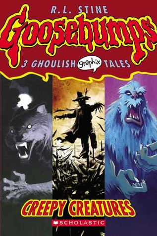 Creepy Creatures by R.L. Stine
