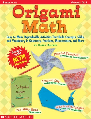 Origami Math by Karen Baicker