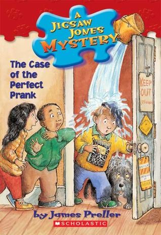 Case of the Perfect Prank (Jigsaw Jones #23)