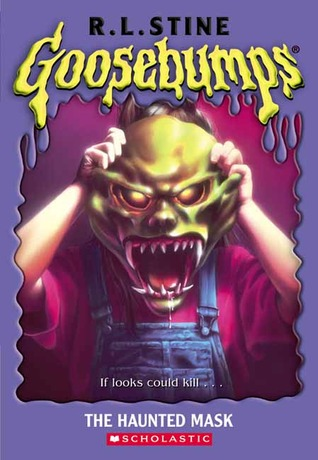 The Haunted Mask by R.L. Stine