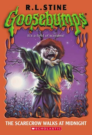 The Scarecrow Walks at Midnight by R.L. Stine