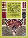 """Full-Color Picture Sourcebook of Historic Ornament: All 120 Plates from """"L'Ornement Polychrome,"""" Series II"""