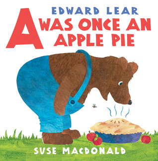 A was once an Apple Pie by Edward Lear