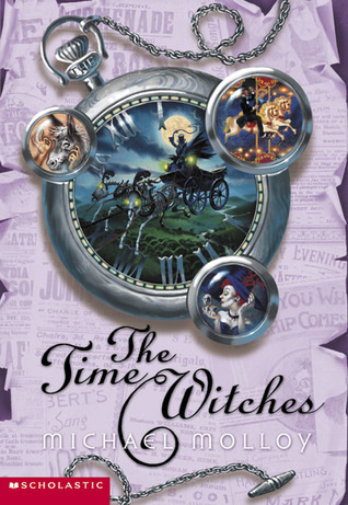 The Time Witches by Michael Molloy