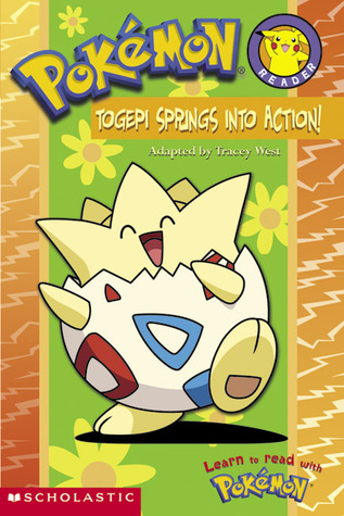 Pokemon Togepi Springs Into Action (A Pokemon Reader) Tracey West