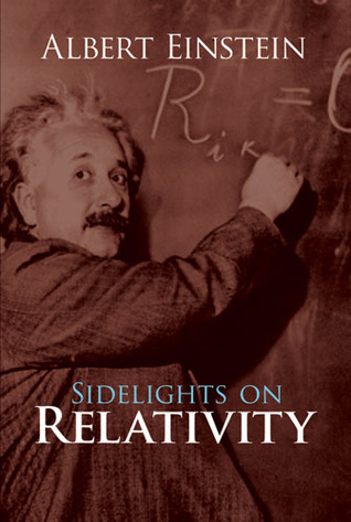 Sidelights on Relativity by Albert Einstein