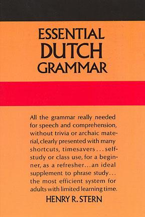 Essential Dutch Grammar by Henry R. Stern
