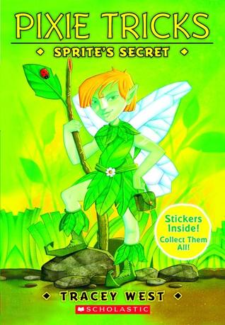 Sprite's Secret (Pixie Tricks, #1)