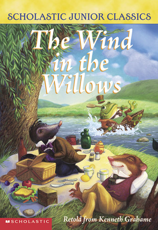 The Wind In The Willows by Ellen Miles