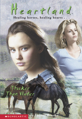 Thicker Than Water by Lauren Brooke
