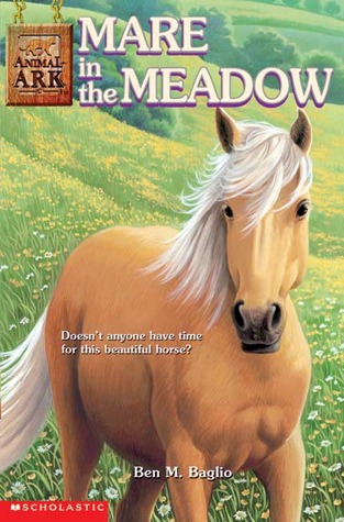 Mare in the Meadow Animal Ark 31