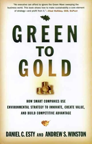 Green to Gold by Daniel C. Esty