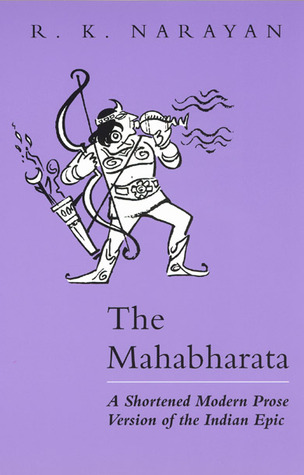 The Mahabharata by Krishna-Dwaipayana Vyasa