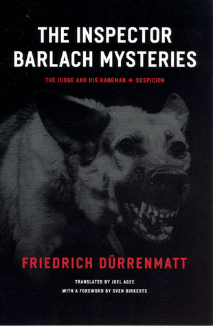 The Inspector Barlach Mysteries by Friedrich Dürrenmatt