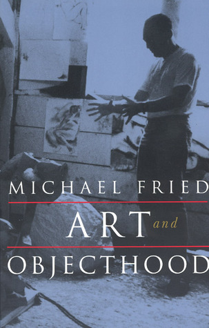 michael fried art and objecthood essay