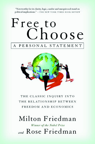 Free to Choose by Milton Friedman