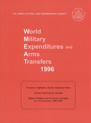 World Military Expenditures and Arms Transfers, 1996