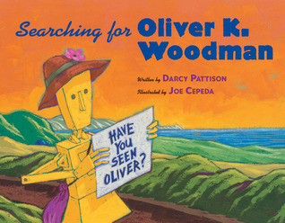Searching for Oliver K. Woodman by Darcy Pattison