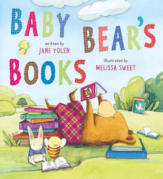 Baby Bear's Books by Jane Yolen