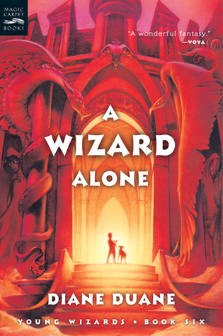 A Wizard Alone (Young Wizards, #6)