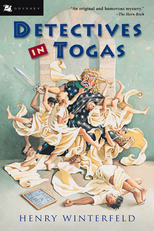 Detectives in Togas (Novel-Tie): 9780767512466: Winterfeld ...