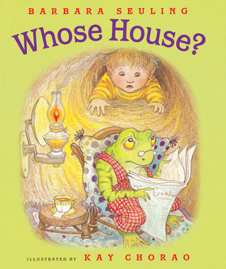 Whose House? by Barbara Seuling
