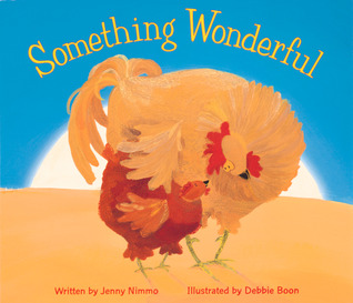 Something Wonderful by Jenny Nimmo