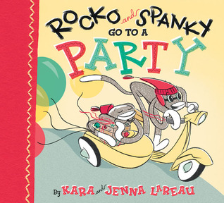 Rocko and Spanky Go to a Party