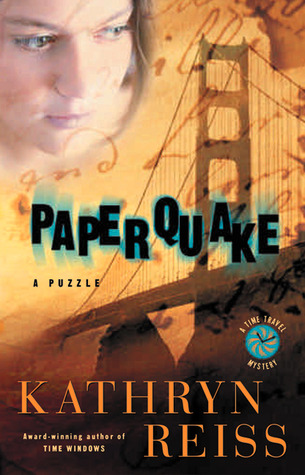 PaperQuake: A Puzzle (Time Travel Mystery #4)