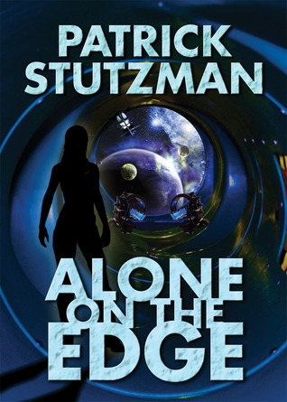 Alone on the Edge by Patrick Stutzman