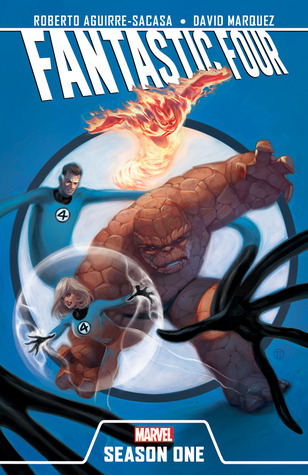 Fantastic Four: Season One (Marvel Season One)