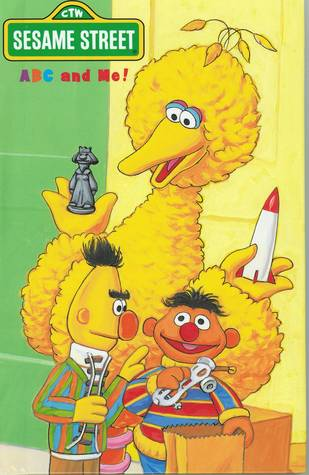 Sesame Street ABC and Me by Lisa Ramee