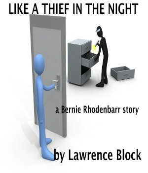 Like A Thief In The Night by Lawrence Block