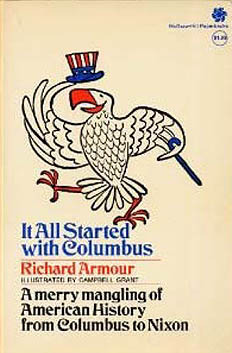It All Started with Columbus by Richard Armour