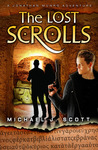 The Lost Scrolls (Jonathan Munro Adventures, #1)