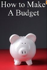 How to Make a Budget by Brian Carr
