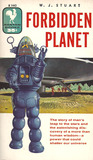 Forbidden Planet by W.J. Stuart