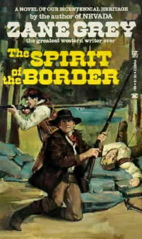 The Spirit of the Border The Ohio River Trilogy 2