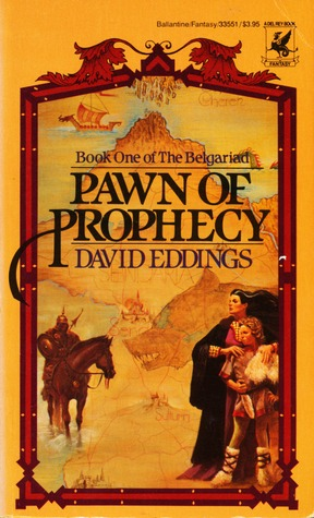 Pawn of Prophecy (The Belgariad, #1)