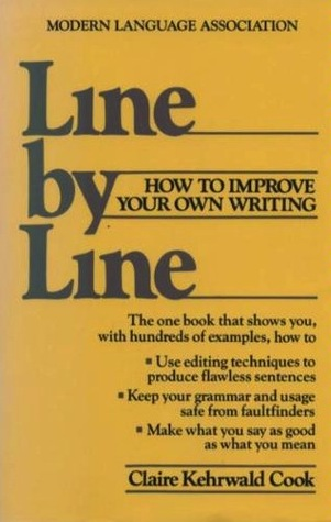 Line by Line by Claire Kehrwald Cook
