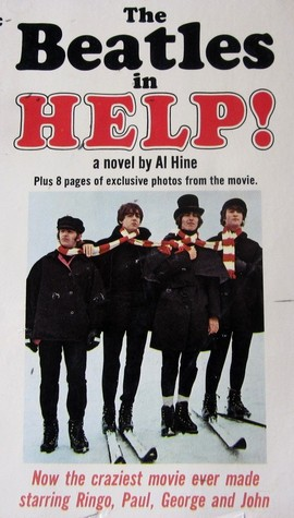 The Beatles in Help by Al Hine