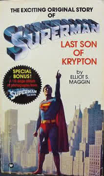 Superman by Elliot S. Maggin