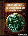 Open Game Table by Michael Brewer