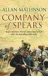 Company of Spears (Matthew Hervey, #8)