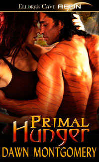 Primal Hunger by Dawn Montgomery